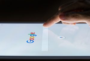 Google Mobile Page